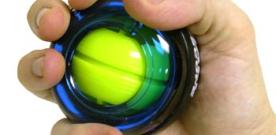 Powerball – en gadget der kan træne din overkrop