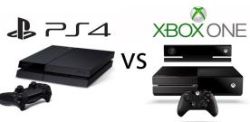 Konsolkrigen – Playstation 4 vs Xbox One