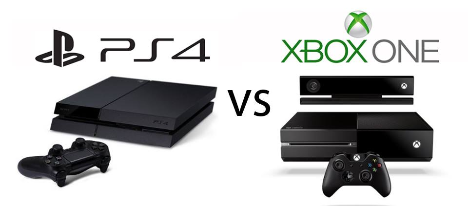 Konsolkrigen – Playstation 4 vs Xbox One
